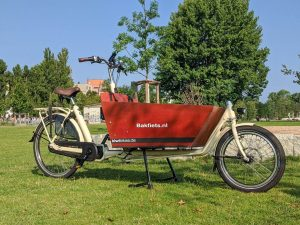 Bakfiets Cruiser Long im Test